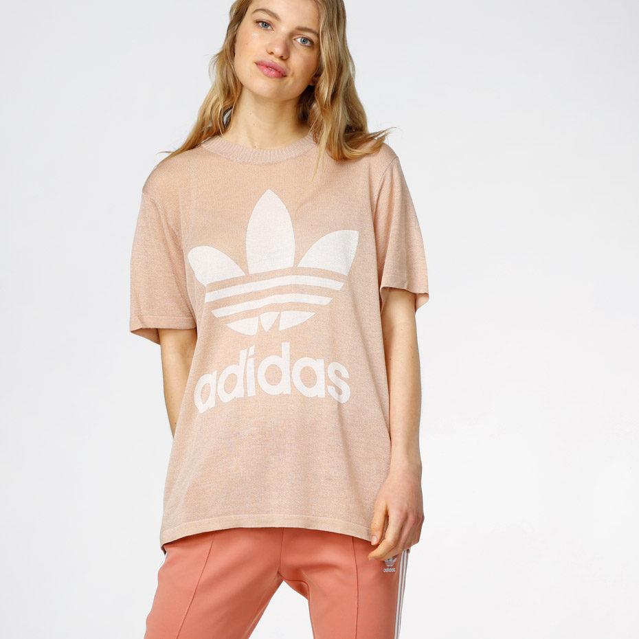 adidas rosa tröja